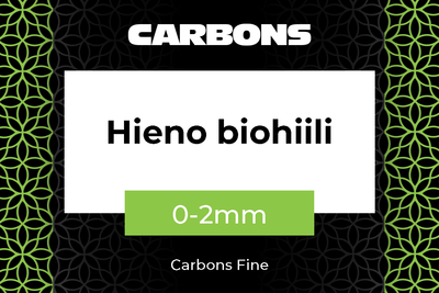 Carbons Grow Fine Hieno 0-2mm