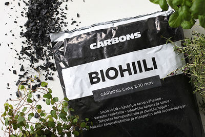 Carbons Grow